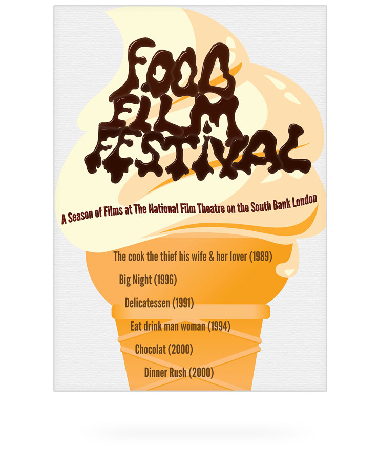 Food Film Festival - Posters